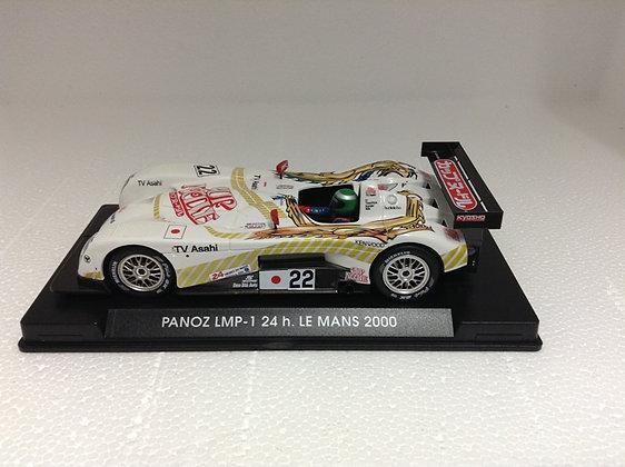 A009 PANOZ LMP-1 24H LE MANS 2000