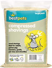 61035 Compressed Shavings L