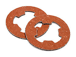 HPI 72131 SLIPPER CLUTCH PAD (2 PCS) SAVAGE / MT2