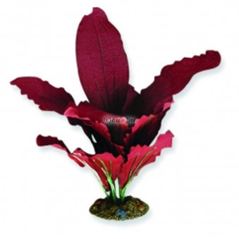 SILK PLANT - AMAZON RED 40CM