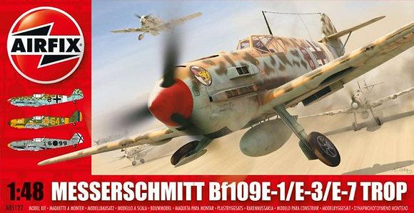 Messerschmitt Bf 109E-7/Trop 1:72