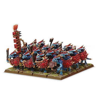 88-06 Lizardmen Saurus Warriors