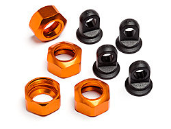 HPI 101752 - Shock Caps For 101090, 101091 and 101