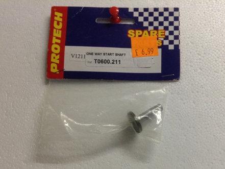 T0600.211 ONE WAY START SHAFT