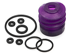 1450 - DUST PROTECTION AND O-RING COMPLETE SET