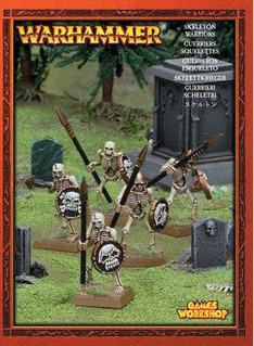 35-30 Skeleton Warriors