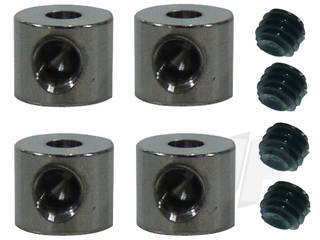 SE002 Rod Stopper Set 2mm (4) 9921035