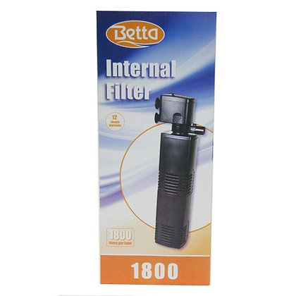 BETTA INTERNAL AQUARIUM FILTER 1800L/H