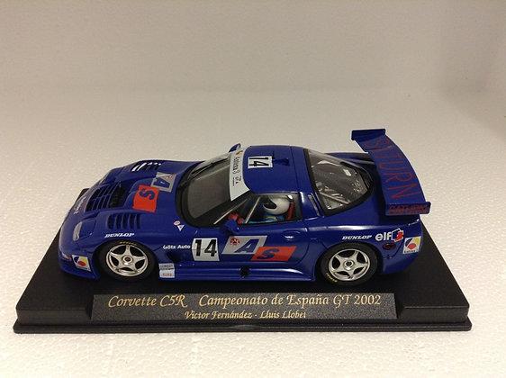 A013 CORVETTE C5R CAMPEONATO DE ESPANA GT 2002
