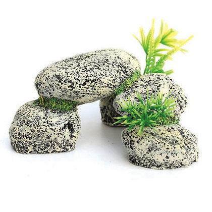 Betta Med Grey Stone Form