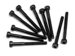 HPI 86895 - CAP HEAD SCREW M3x30 (10pcs) 2.5mm Hex