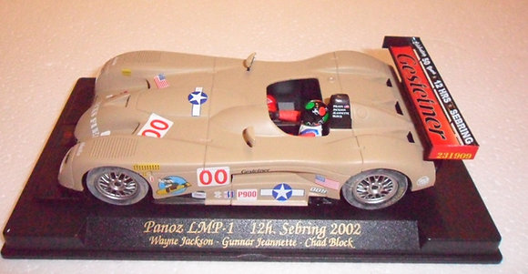 L008 PANOZ LMP-1 12H. SEBRING 2002