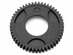 HPI 76949 SPUR GEAR 49 TOOTH (1M/1ST GEAR/2 SPEED)