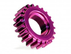 HPI 76982 THREADED PINION GEAR 22T X 12MM (1M)