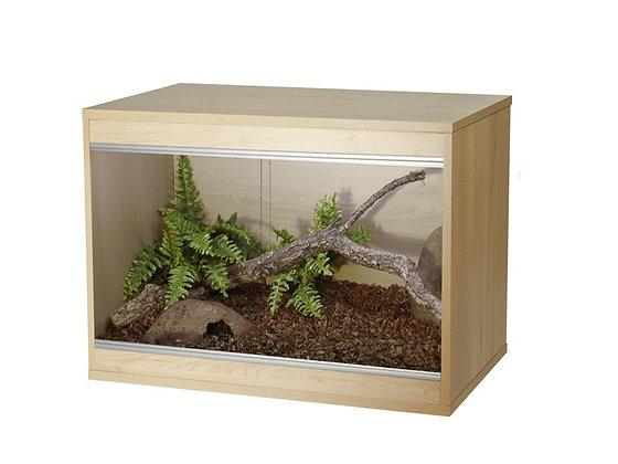 4072 Vivexotic Repti-Home Vivarium Med: Oak
