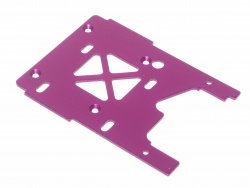 HPI 86069 - ENGINE PLATE 2.5MM (PURPLE)