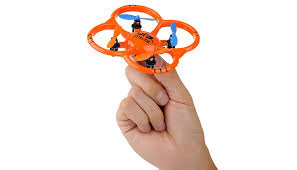 INTRUDER RADIO CONTROL MINI QUADCOPTER