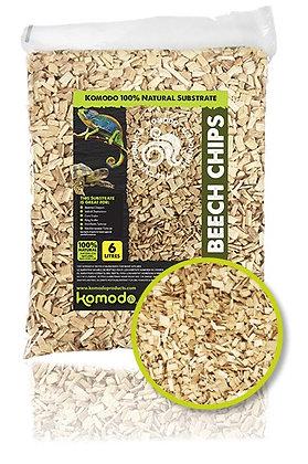 83013 Komodo Beech Chips Fine 6L