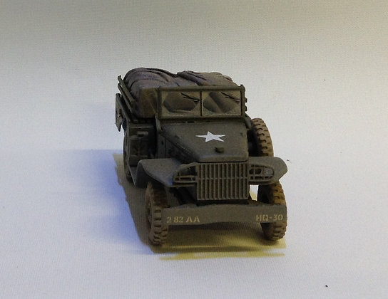 CORGI WC51,3/4-TON. WEAPONS CARRIER -US ARMY.