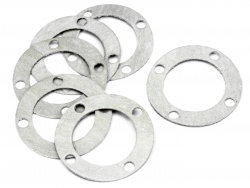 HPI 86099 - DIFF CASE WASHER 0.7MM (6PCS)