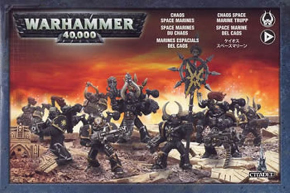 43-06 CHAOS SPACE MARINE SQUAD