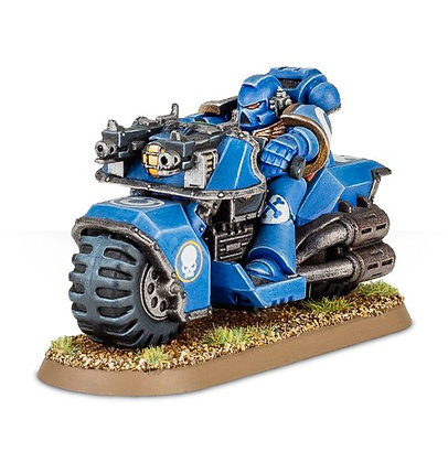 41-11 SPACE MARINE BIKE