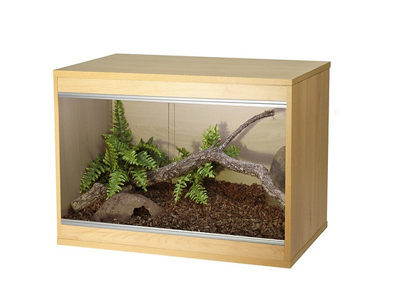 4048 Vivexotic Repti-Home Vivarium Small: Beech