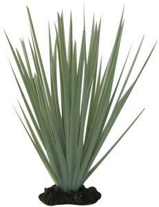 46720 Grey Grass 10cm Reptile Plant