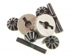 HPI 87193 - 4 BEVEL GEAR DIFFERENTIAL CONVERSION