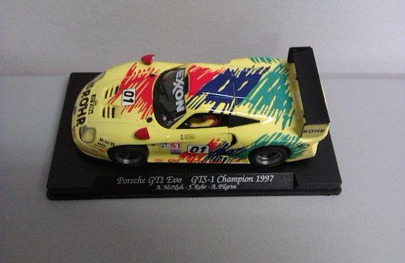 S016 PORSCHE GT1 EVO GTS-1 CHAMPION 1997