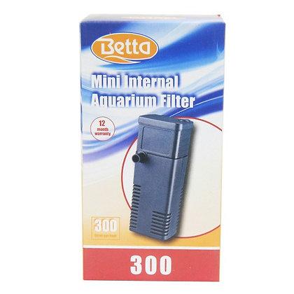 BETTA INTERNAL AQUARIUM FILTER 300L/H