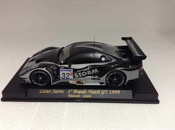 A010 LISTER STORM 1 BRANDS HATCH GT 1999