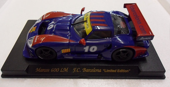 L006 MARCOS 600 LM F.C.BARCELONA 'LIMITED EDITION'