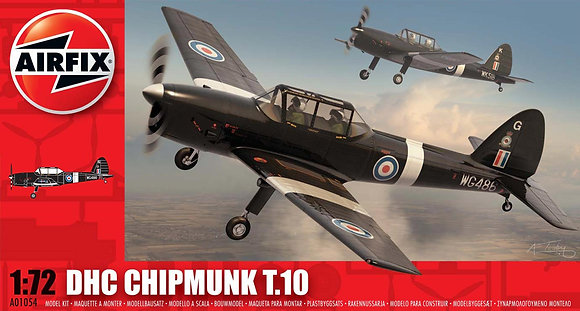 AIRFIX A01054 DHC Chipmunk T.10 1:72
