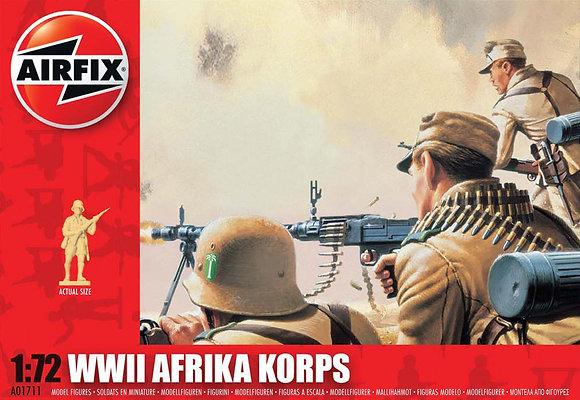 a01711 WWII Afrika Korps 1:72