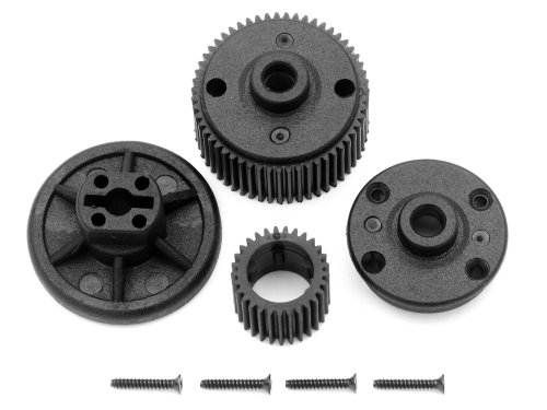 HPI A432 - GEAR SET (55T/29T)(RUSH)