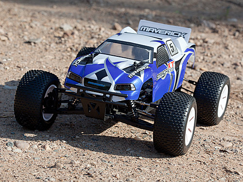 Maverick Strada XT Evo 1/10 RTR Truggy