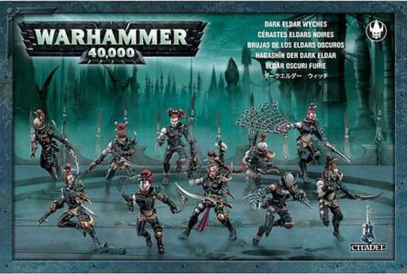 45-08 DARK ELDAR WYCHES