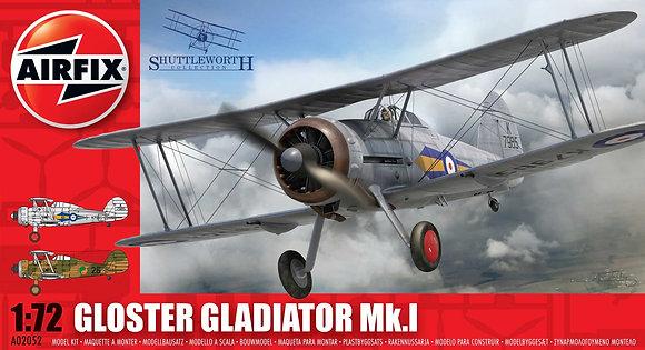 AIRFIX A02052 Gloster Gladiator MkI 1:72