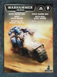 41-11 SPACE MARINE BIKE