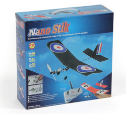 Nano Stik RTF 2.4GHz