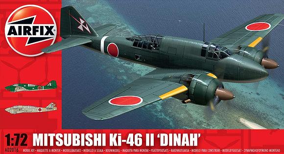 AIRFIX MITSUBISHI KI-46-II 'DINAH' 1:72
