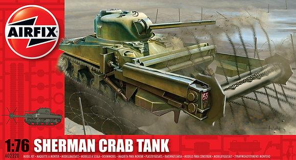 AIRFIX Sherman Crab Tank 1:76