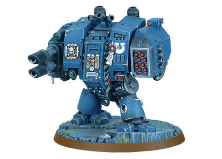 48-26 SPACE MARINE DREADNOUGHT