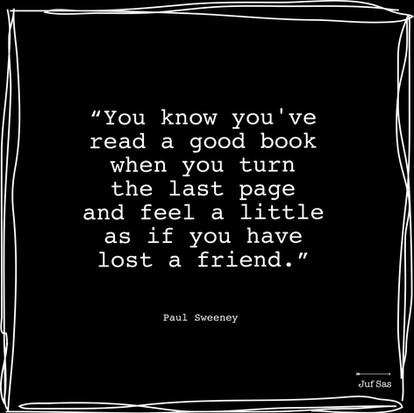 Quote van de week van Paul Sweeney