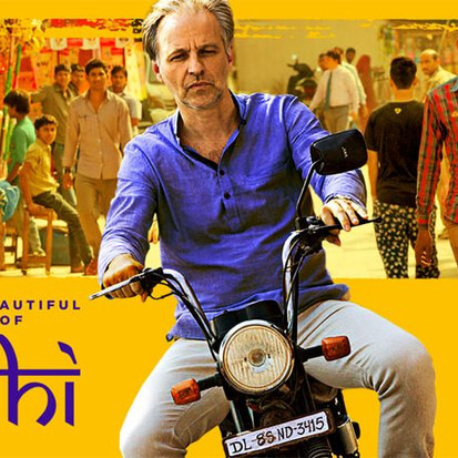 The most beautiful hands of Delhi,  Zweedse miniserie op Netflix