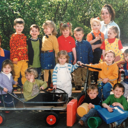 Throwback Thursday schooljaren 1998 tot en met 2008 't Stavertje en De Schalm