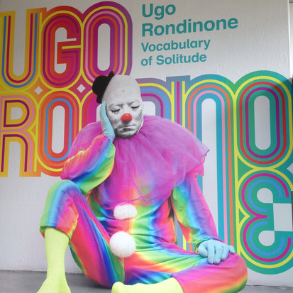 Ugo Rondinone Vocabulary of Solitude Boijmans van Beuningen Rotterdam