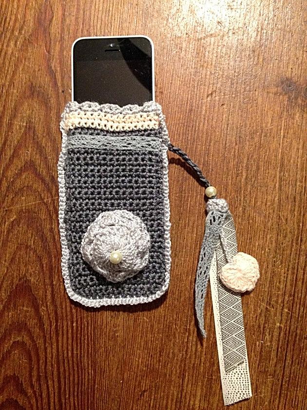 Gehaakt Een Echt Zeeuws Telefoonhoesje Voor Iphone Handmade By