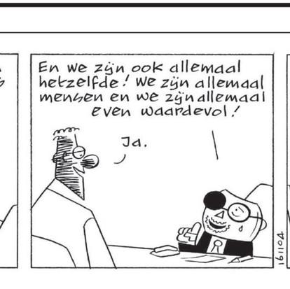 Sigmund in Volkskrant van vandaag